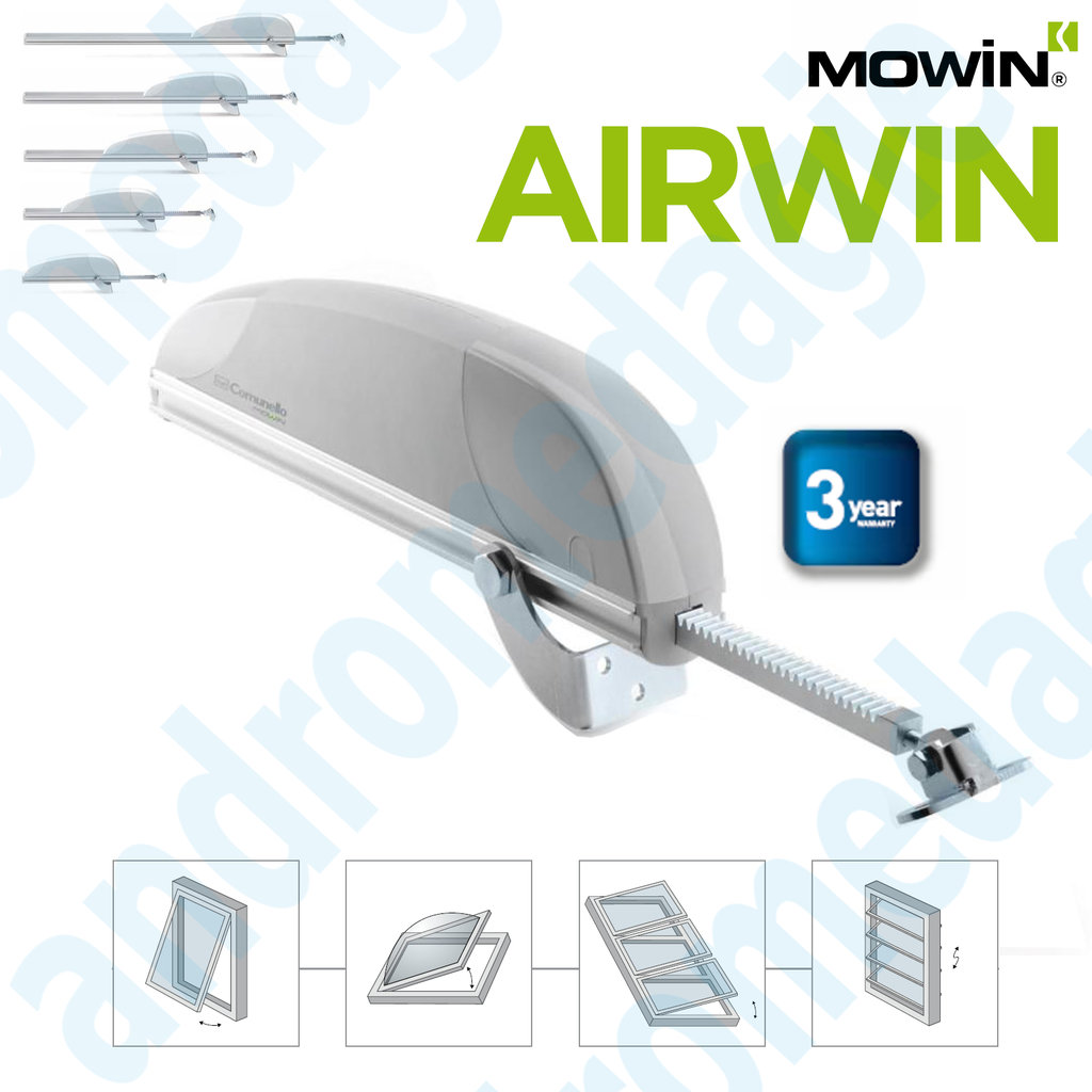 ACTIONNEUR AIRWIN 650N